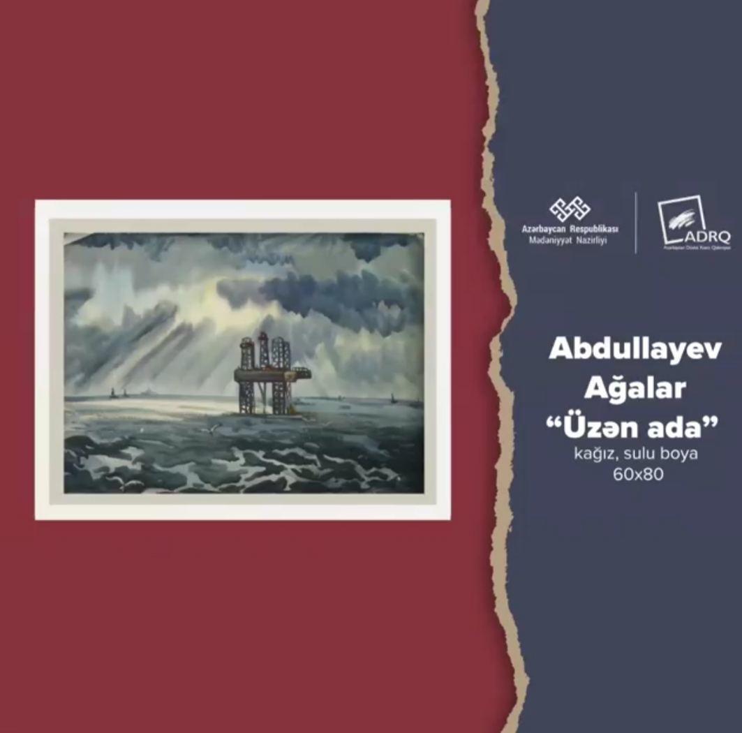 Богатство Азербайджана в живописи, графике и скульптуре