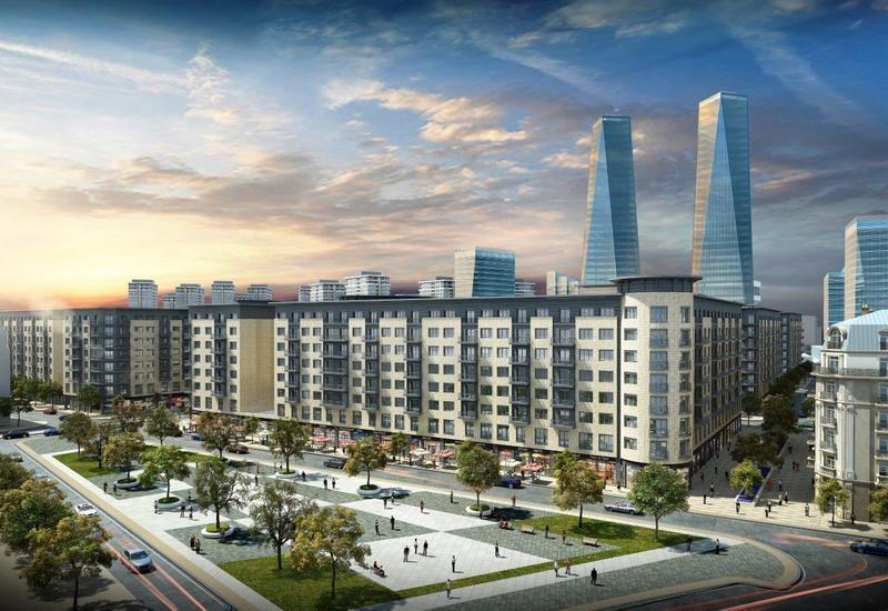 В Baku White City появится Площадь Карабахских Скакунов