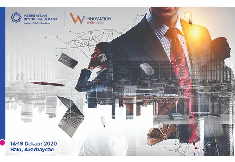 Международный Банк Азербайджана – генеральный спонсор «Недели инноваций»