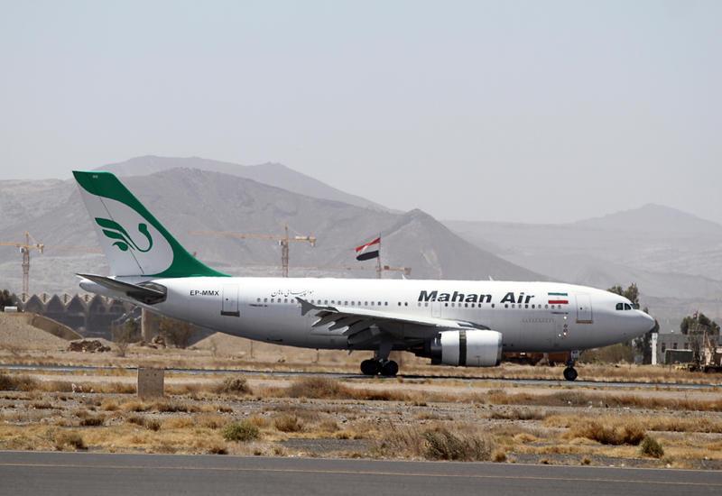 В Иране пассажирский самолет совершил экстренную посадку
