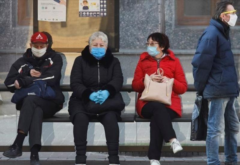 За сутки в Грузии коронавирусом заразились 2904 человека
