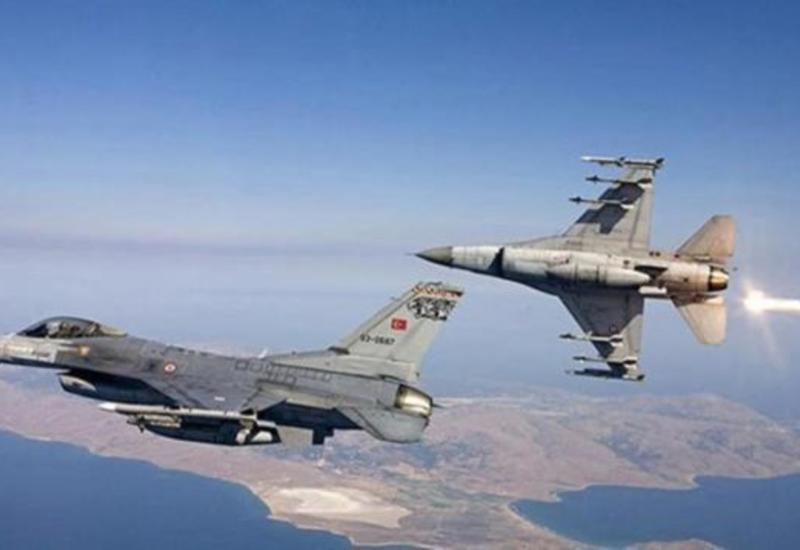 Турецкие военные ликвидировали семь террористов на севере Сирии