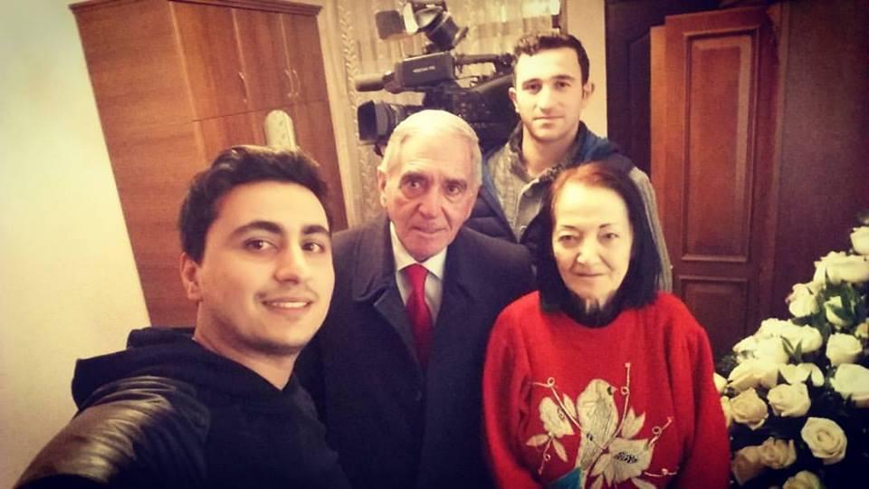 Умерла народная артистка Азербайджана