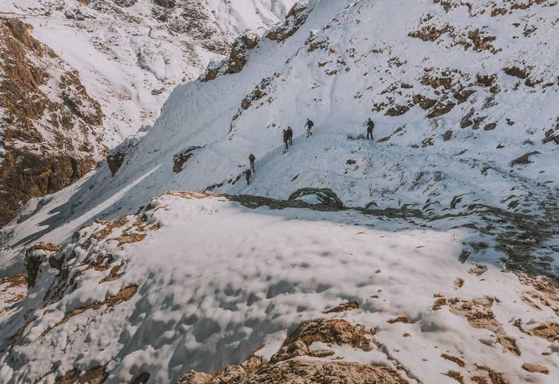 Сказочная горная дорога в Губе в объективе Рустама Магеррамова