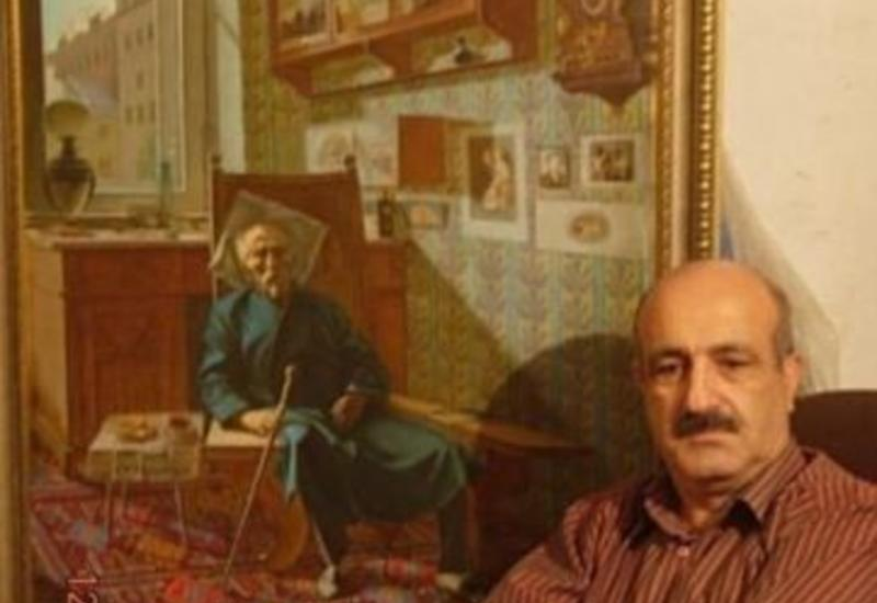 В Азербайджане скончался известный художник