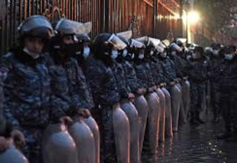 Задержан экс-глава пресс-службы полиции Армении