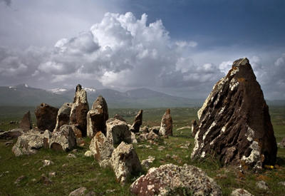 Гошун-даш - древние камни подтвердили тюркскую историю Зангезура