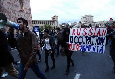 """У армян хватает наглости обвинять Россию в предательстве после провала в Карабахе  - """"Лента.ру"""""""