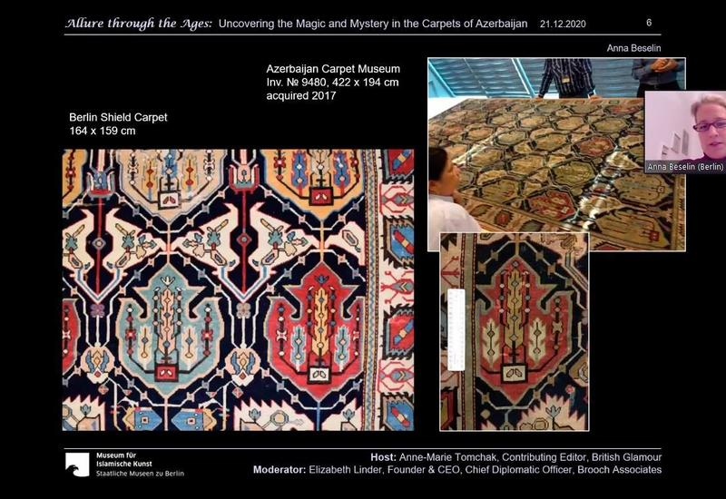 Раскрытие загадок азербайджанских ковров