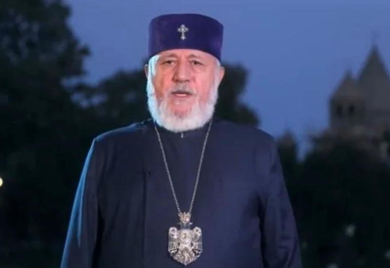 В Армении состоится акция протеста против Католикоса Гарегина II