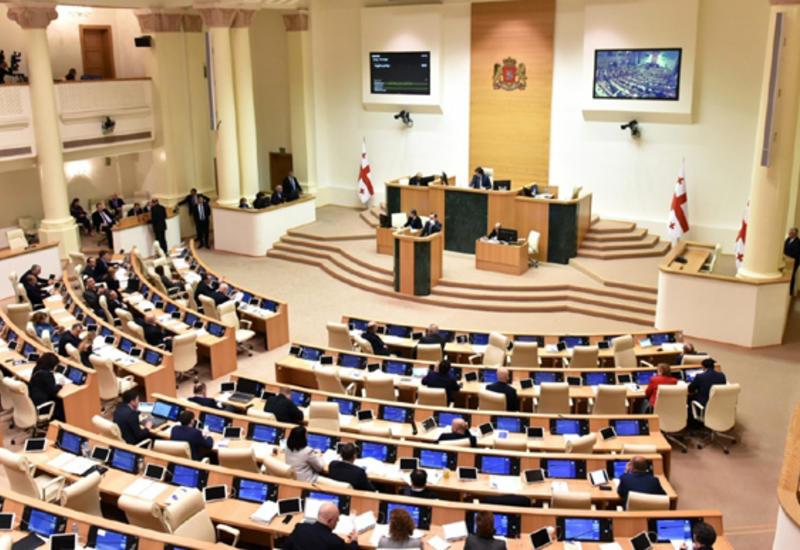 Парламент Грузии соберется на внеочередное заседание