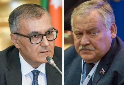 Азербайджан вправе выбирать себе союзников так, как считает нужным - ответ Затулину от Фуада Ахундова