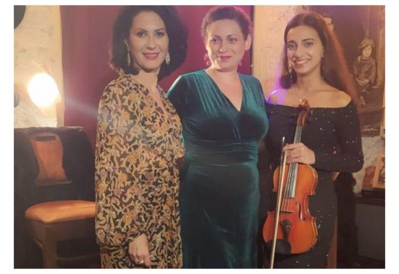 Состоялся совместный азербайджано-израильский камерный концерт