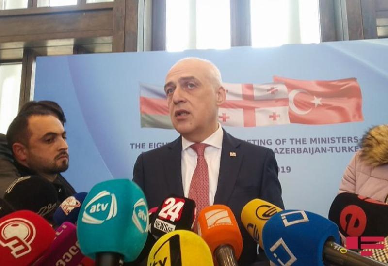 Председательство в ГУАМ переходит к Грузии