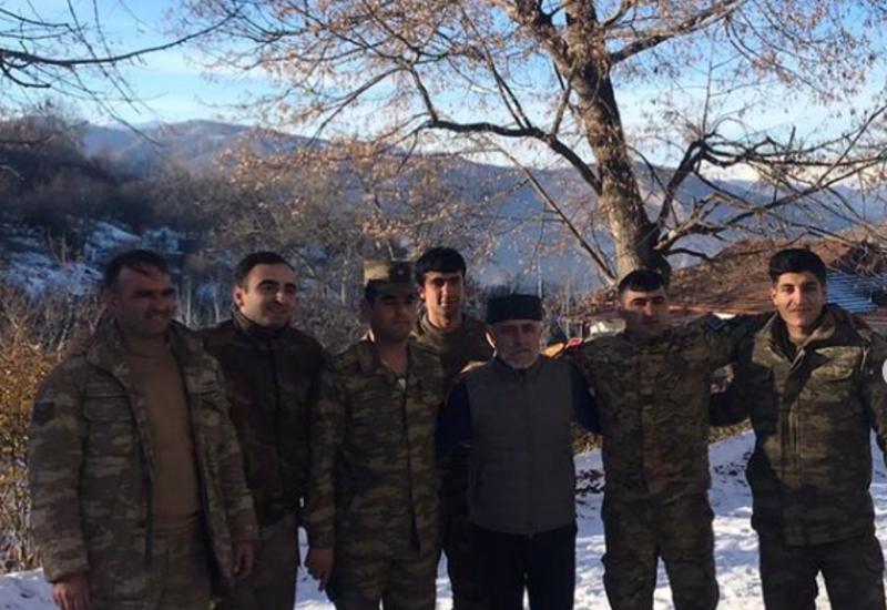 """Алим Гасымов снимает в Шуше клип на песню """"Карабах"""""""