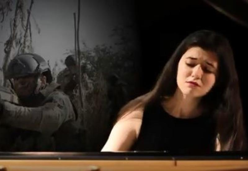 Из Германии в Азербайджан - музыка Победы от Нармин Наджафли