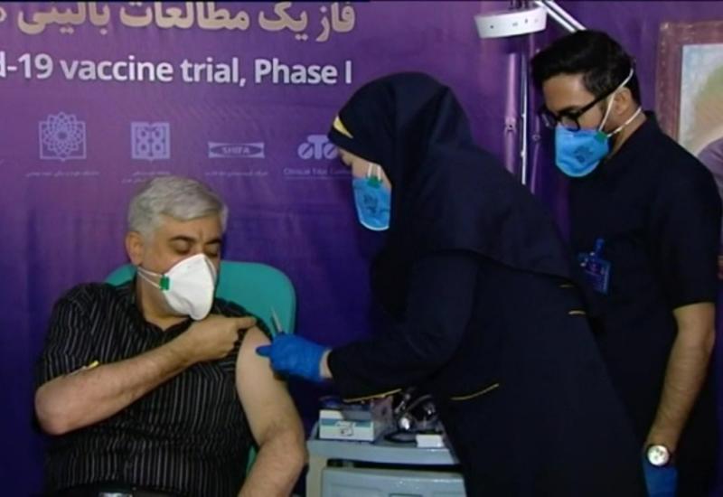 Москва и Тегеран обсудят производство вакцины от коронавируса