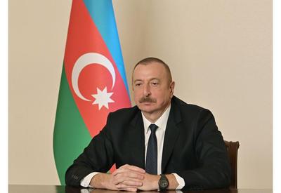 Президент Ильхам Алиев: Я объявляю город Шуша культурной столицей Азербайджана