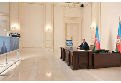 Президент Ильхам Алиев: Дорога Агдам-Ханкенди-Шуша и Лачинский коридор открыты для нас