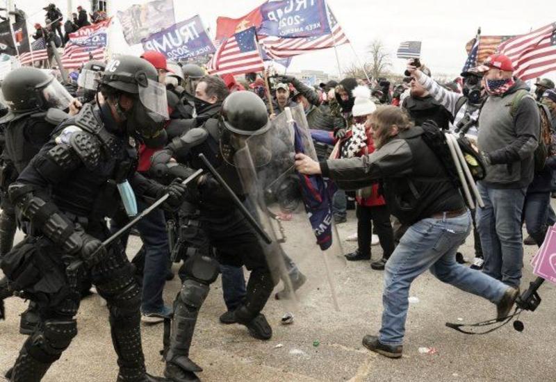 В США захотели создать спецкомитет для расследования штурма Капитолия