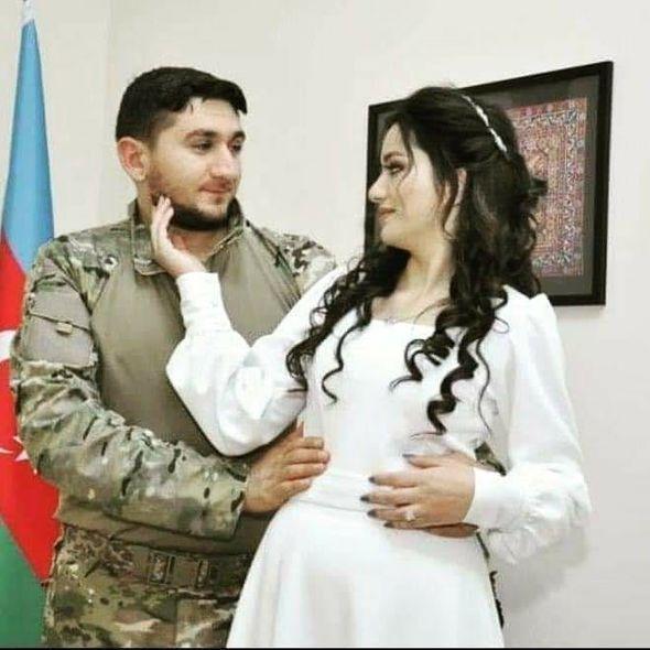 """""""Я знал, что она никогда не бросит меня"""" - участник Карабахской войны женился"""
