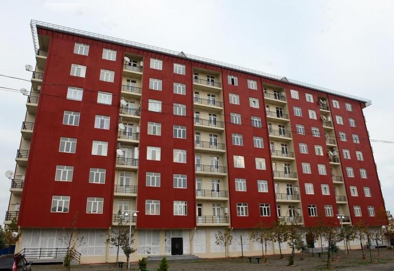Построенные для вынужденных переселенцев тысячи домов переданы Минтруда