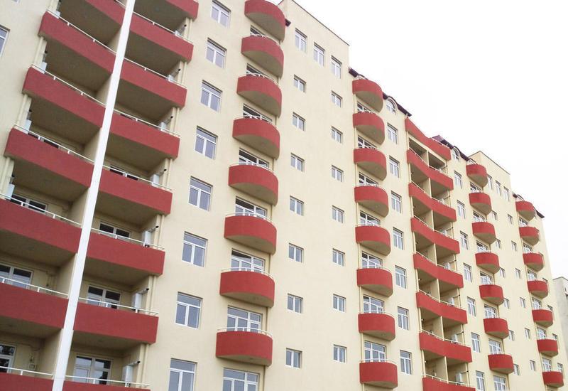 Госкомитет назвал количество жилья, перешедшего на баланс минтруда Азербайджана