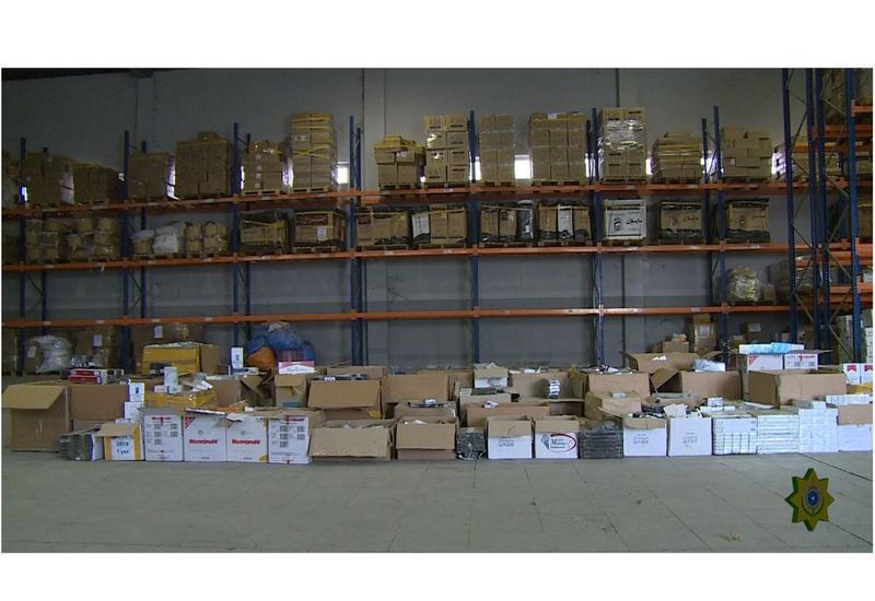 Таможня Азербайджана передала для нужд военнослужащих товары, лекарства и медоборудование на 7,6 млн манатов