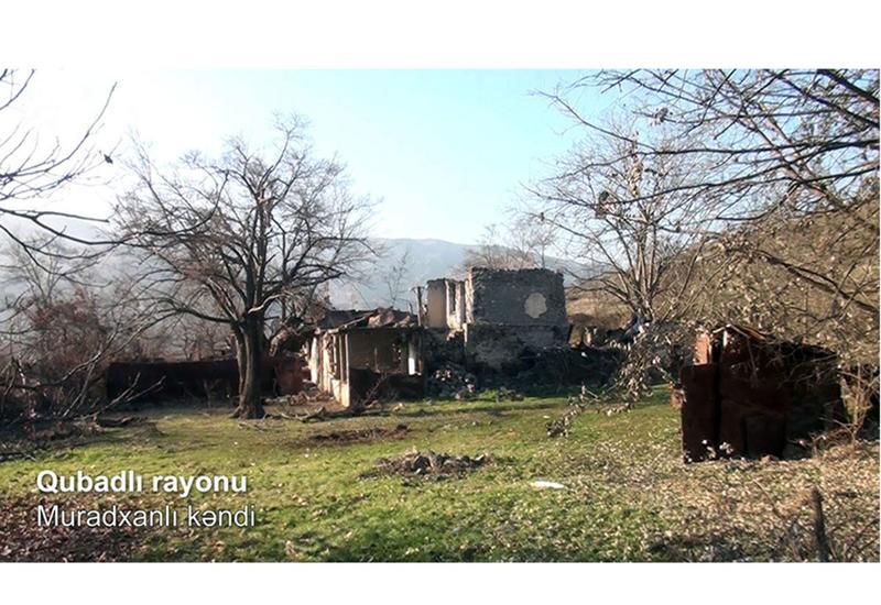 Село Мурадханлы Губадлинского района