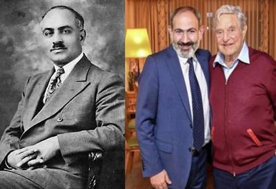 Как фонд Сороса и фашизм объединились в Армении?