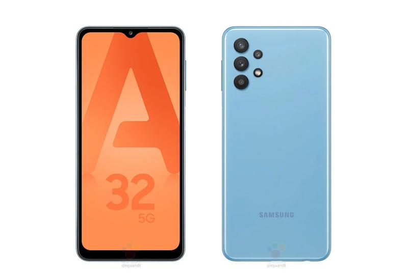 Стало известно, как будет выглядеть самый дешёвый 5G-смартфон Samsung