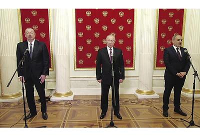 Президент Ильхам Алиев: Совместное Заявление от 10 ноября выполняется успешно
