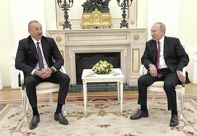 Президент Ильхам Алиев: Уверен, что не будет никаких попыток с армянской стороны ревизии Заявления от 9 ноября