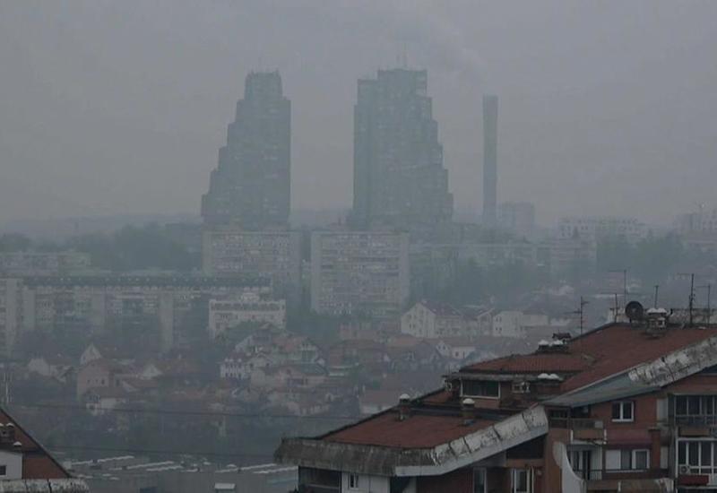 Сербия задыхается от зимнего смога