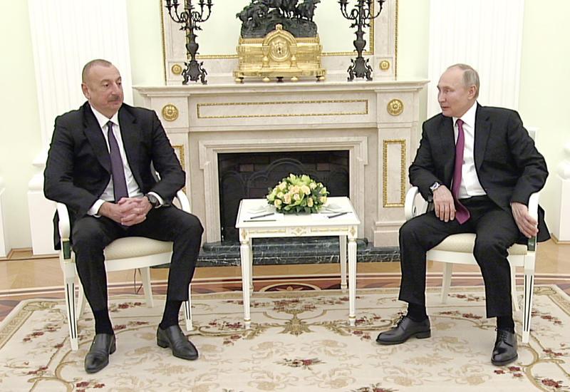 Президент Ильхам Алиев: Рабочая группа, которая сегодня нами создана, будет эффективно работать, докладывать нам периодически о реализации проектов