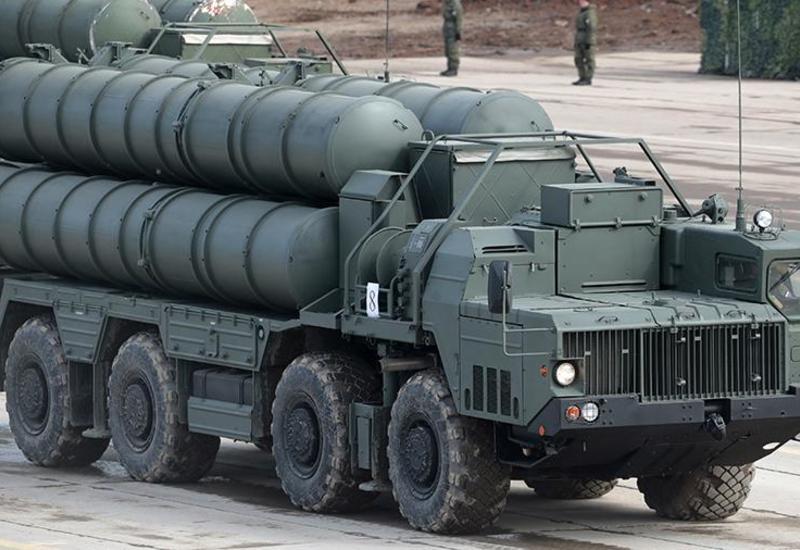 Турция готова приобрести у России второй комплект С-400