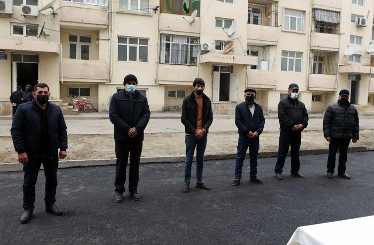 Еще 30 семьям шехидов и инвалидам Карабахской войны предоставлены квартиры