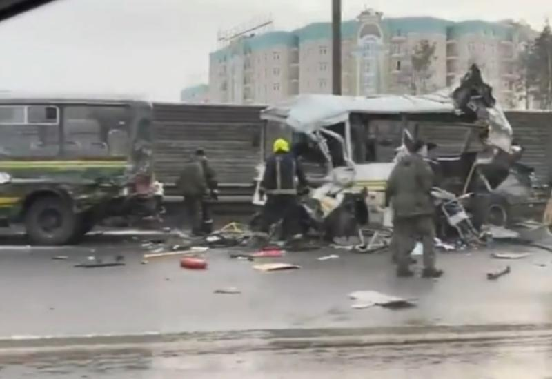 ДТП на севере Москвы: водитель вины не признает