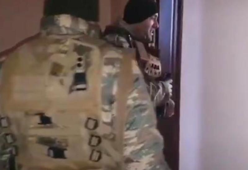 Азербайджанский военнослужащий нашел дом своего дяди на освобожденных территориях