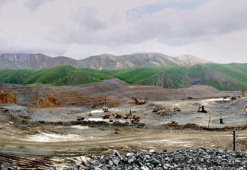 В Армении начались сокращения на золотодобывающем предприятии