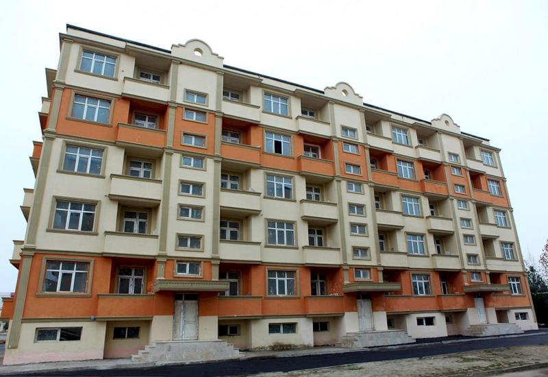 В этом году семьям шехидов и инвалидам войны будет предоставлено до 3 тысяч квартир и частных домов