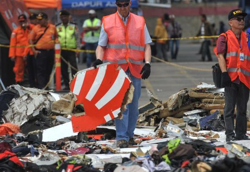Следователи получили запись переговоров с экипажем разбившегося в Индонезии Boeing