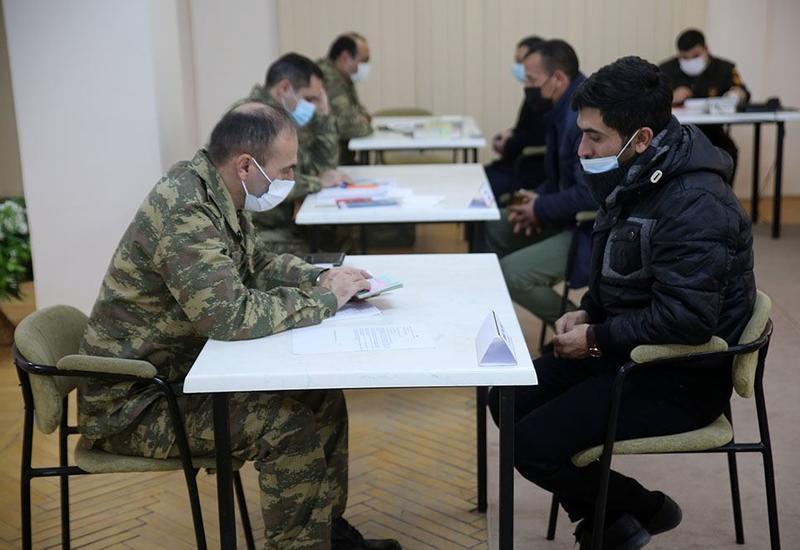 Более 5 тысяч участников Отечественной войны Азербайджана обратились в комиссию Минобороны