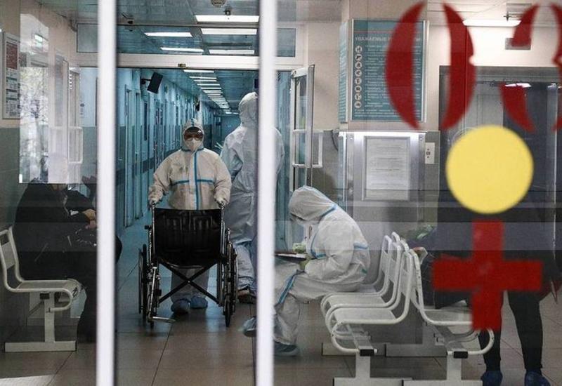 В России зарегистрировали 601 смерть из-за коронавируса за сутки