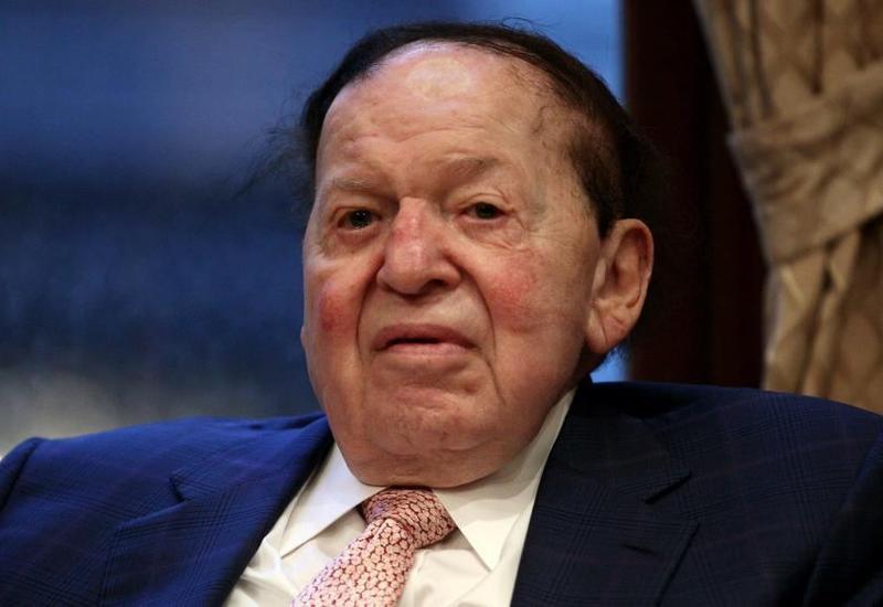 Скончался миллиардер и основатель Las Vegas Sands