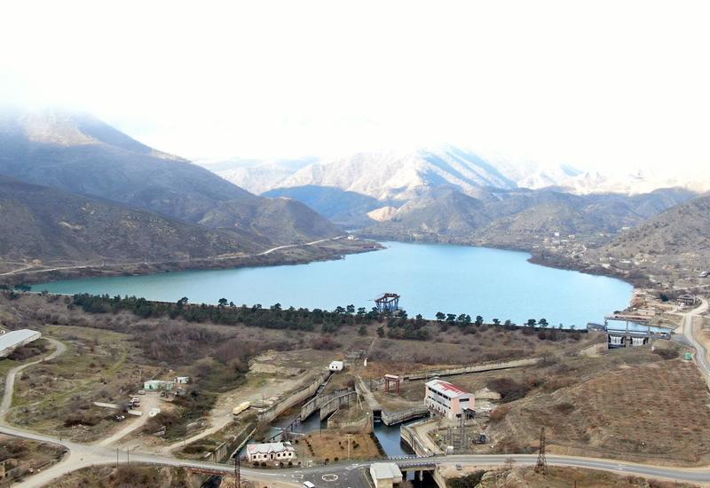 Начался ремонт ГЭС в Суговушане