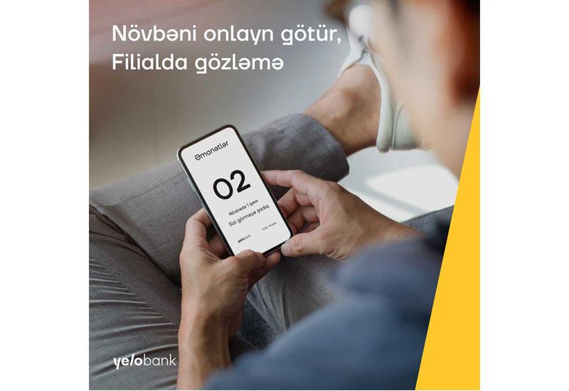 Новый сервис онлайн-очередей от Yelo Bank