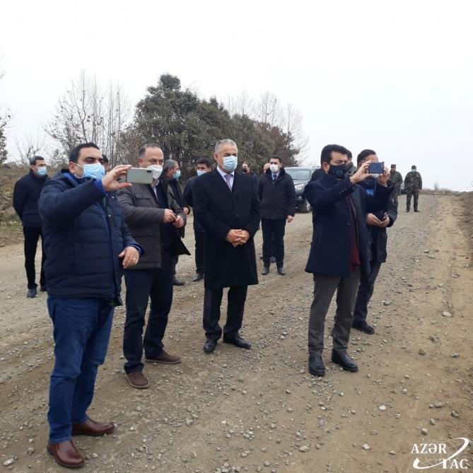 Делегация ИСЕСКО находится в Карабахе