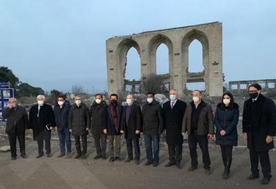 Делегация ICESCO побывала в освобожденном Карабахе - ФОТО