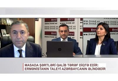 Судьба Армении в руках Азербайджана: условия диктует победитель - проект Trend - ВИДЕО
